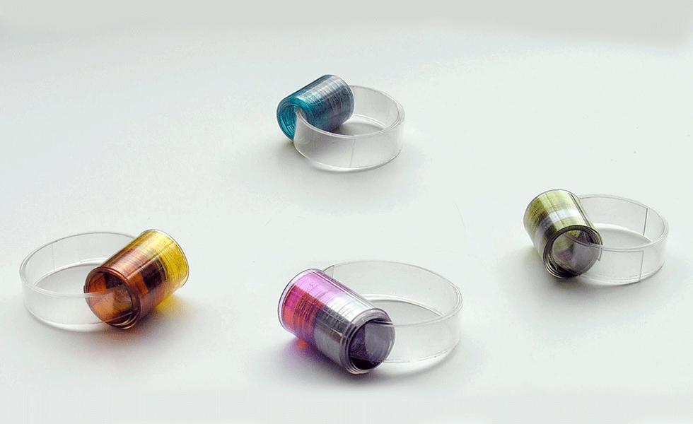 PETE-rings